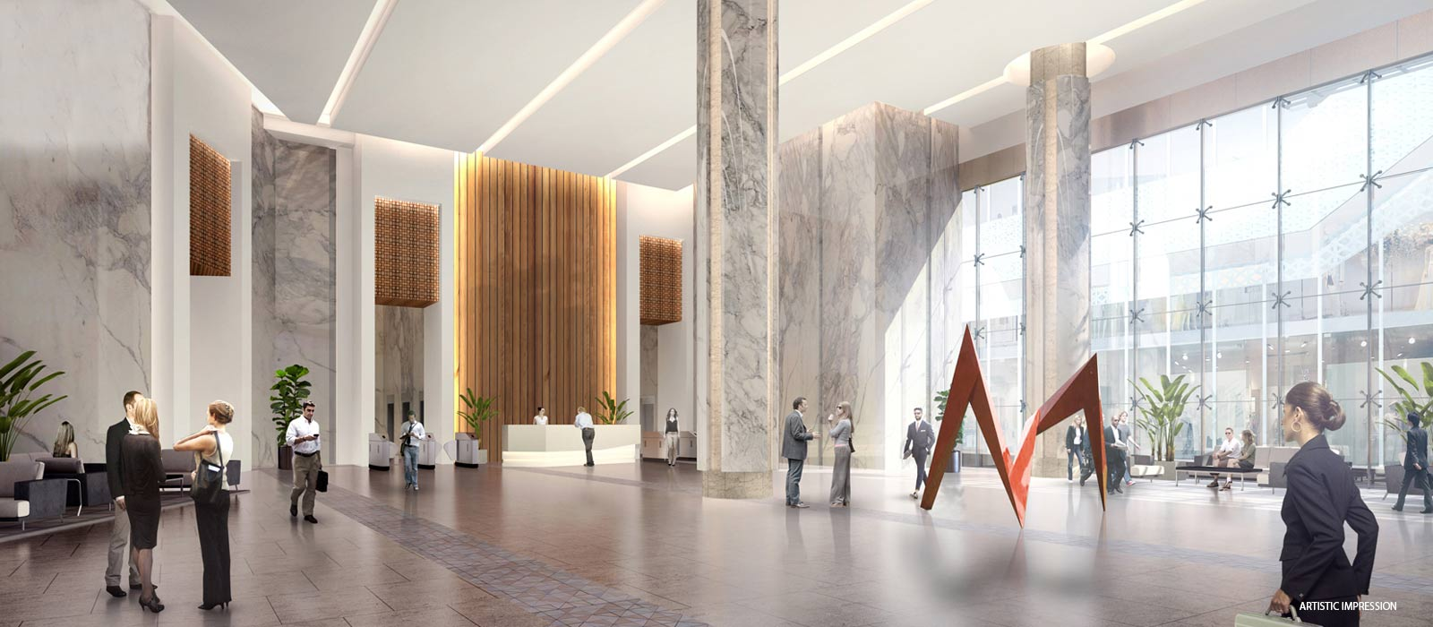 M3M IFC - Buy Commercial Office Space On Golf Course Extension Road Gurgaon
